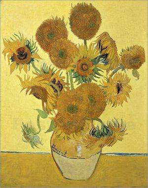 Ван Гог в национальной галереи в Лондоне
